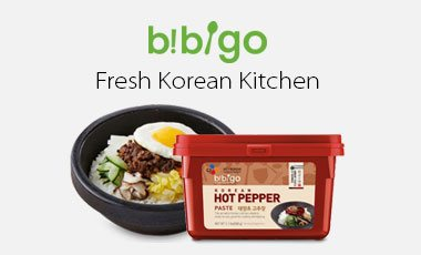 CJ Bibigo Fresh Korean Kitchen - Korean Cooking Ingredients