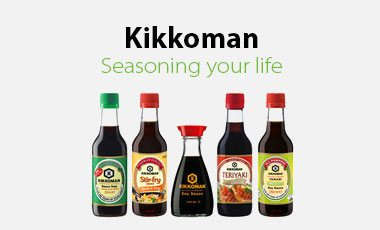 Kikkoman Seasoning Your Life - Japanese Cooking Ingredients